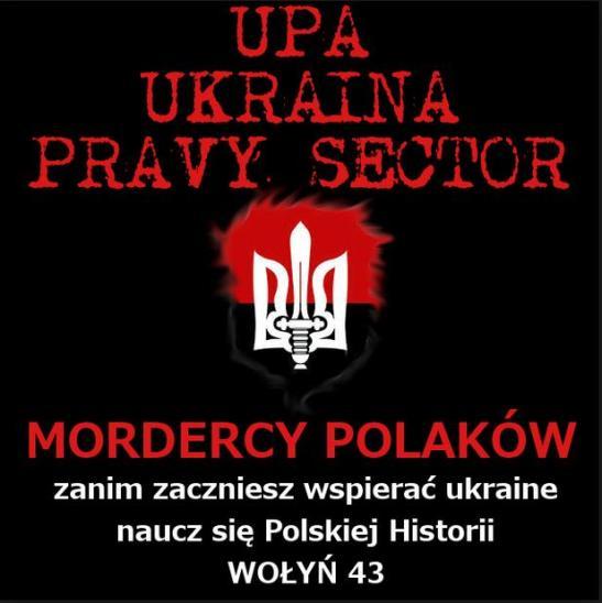 Zanim zaczniesz wspierac Ukraine naucz sie o Wolynskiej historii