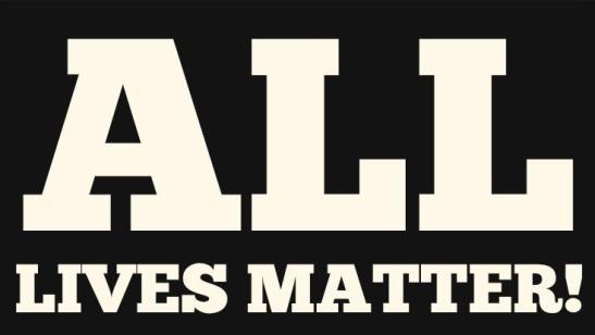 All lives matter1