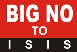 Big NO to ISIS