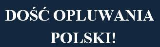 Dosc opluwania Polski