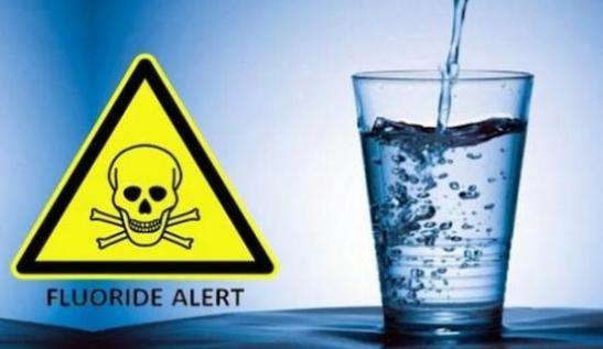 Fluoride alert
