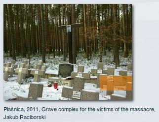 Grave complex in Piasnica
