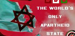 Israel - the world only apartheid state