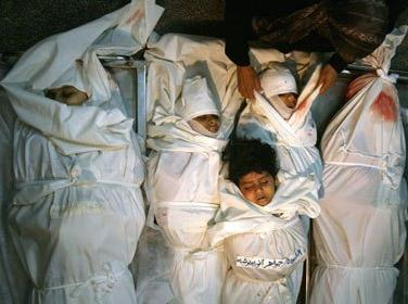 Massacre of Palestinian children