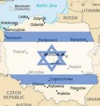 Zydowska mapa Polski1