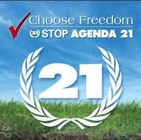 Choose freedom-stop Agenda 21