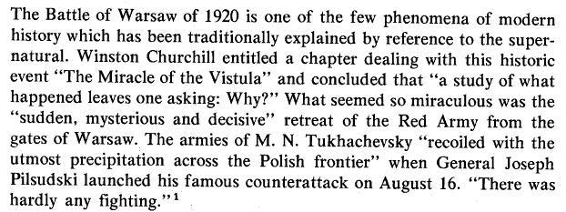 Misterious retreat of Soviet army