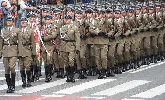 Poland Armed Forces Day