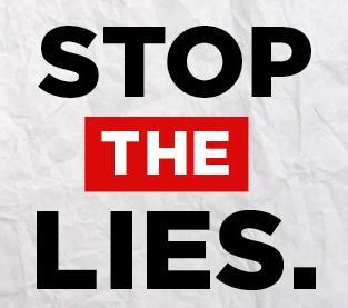 Stop the lies1