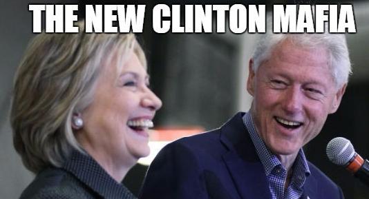 The new Clinton mafia