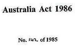 australia-act-1986