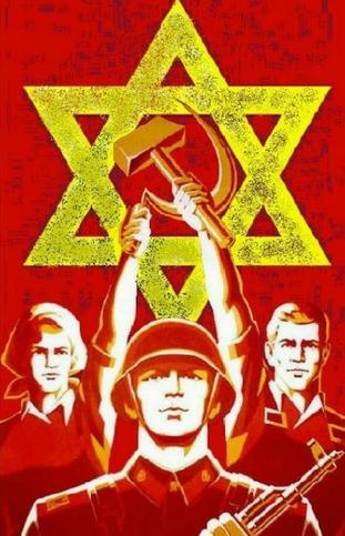 Afbeeldingsresultaat voor jews communism