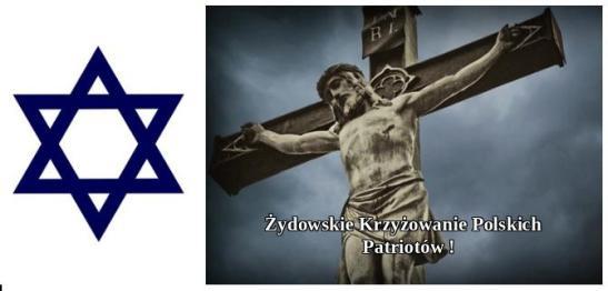 zydowskie-krzyzowanie-polskich-patriotow