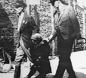Zydzi mordowali zydow