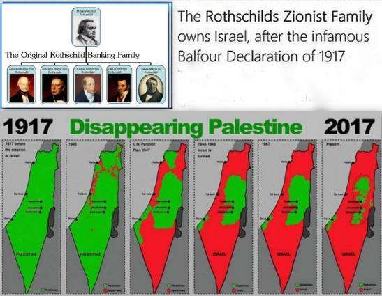 Disapearing Palestine1