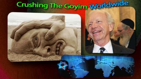 Crushing the goyim