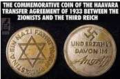 Nazis created Israel