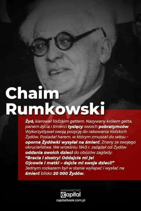Chaim Rumkowski-zyd