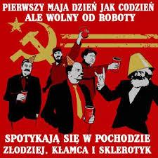 Bolszewicki 1 Maja