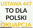 Ustawa447 - Zydowska okupacja Polski