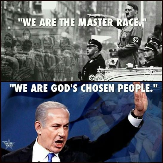 Jewish master race