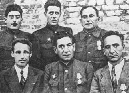 Jewish NKVD collaborators