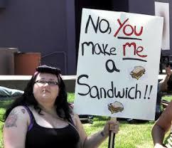 Ugly feminist