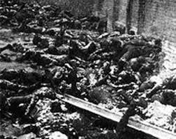 burnt prisoners of radogoszcz