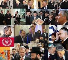 """Zbrodnicze żydowskie """"posłannictwo"""""""