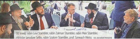 Zydowska mafia konspiracyjna