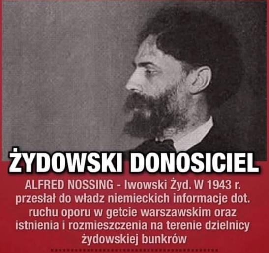 Zydowski donosiciel