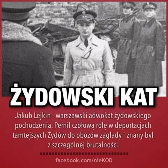 Jakub Leikin-zydowski kat