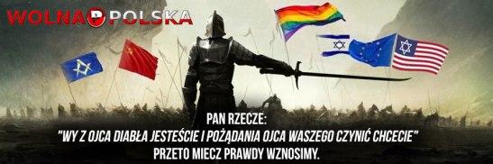 Wolna Polska-baner2