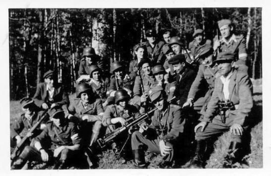 """""""Zapora"""" i jego żołnierze"""