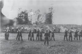 Germans execution of Poles