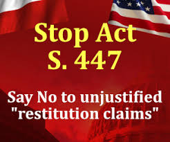 Stop Act447