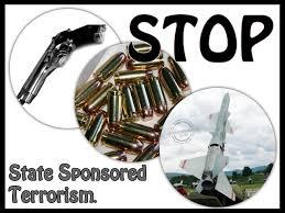 Stop state sponsored terrorism