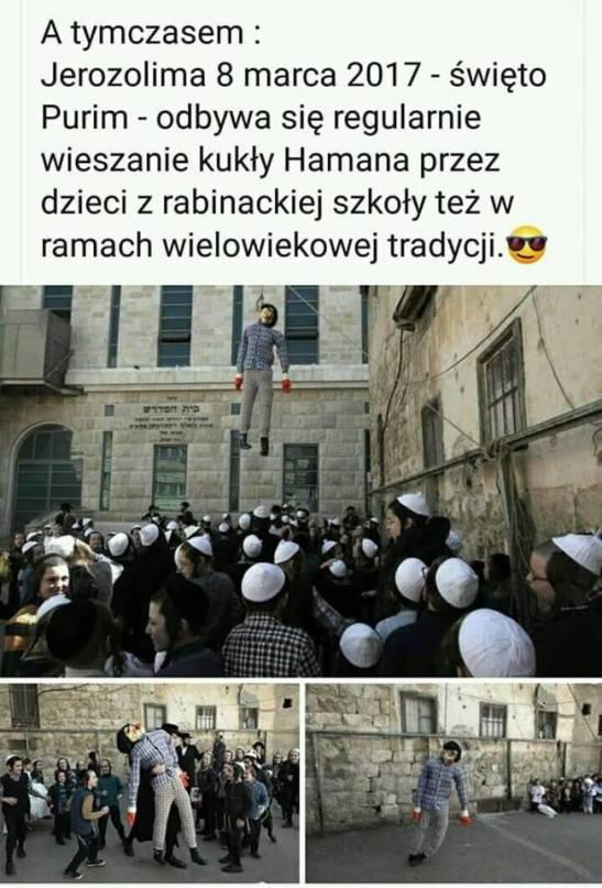 Zydowskie Swieto Purim