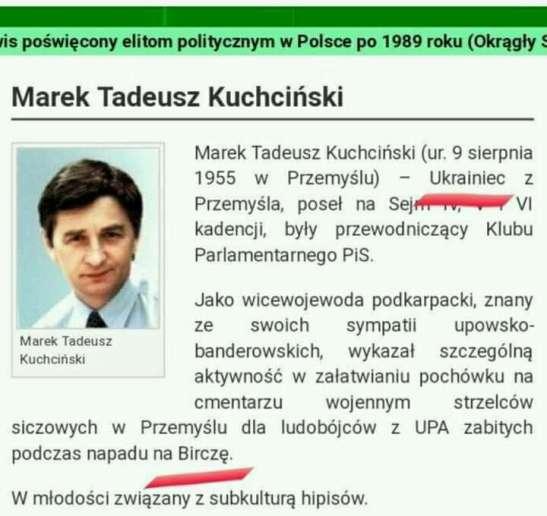 Kuchcinski - Ukrainiec