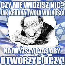 Zyd okrada Polske