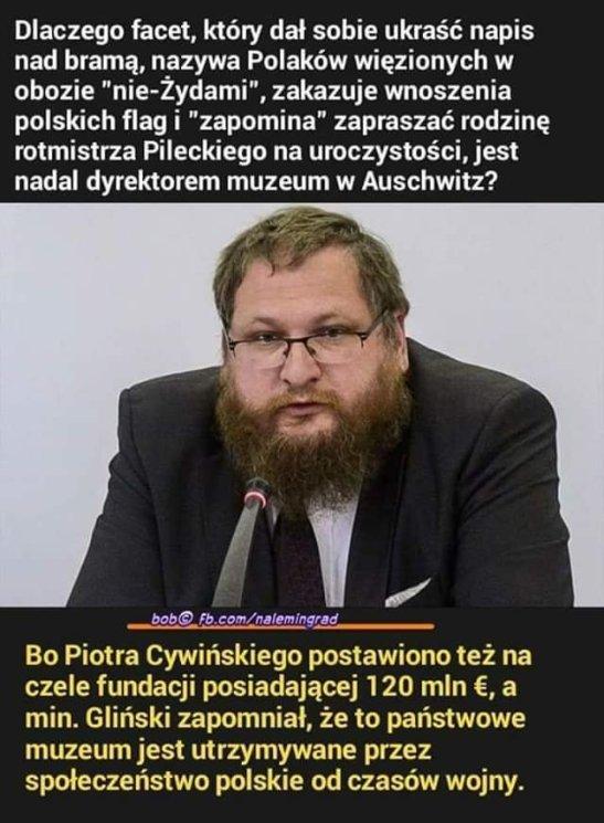Cywinski - Dyrektor obozu2