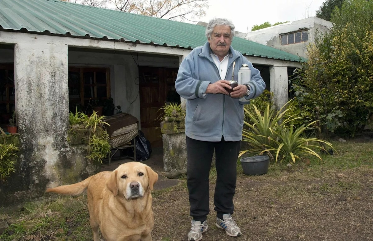 World's Poorest President' Explains Why We Should Kick Rich People