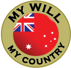 My will-My country