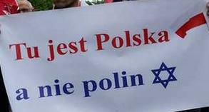 Tu jest Polska - nie polin