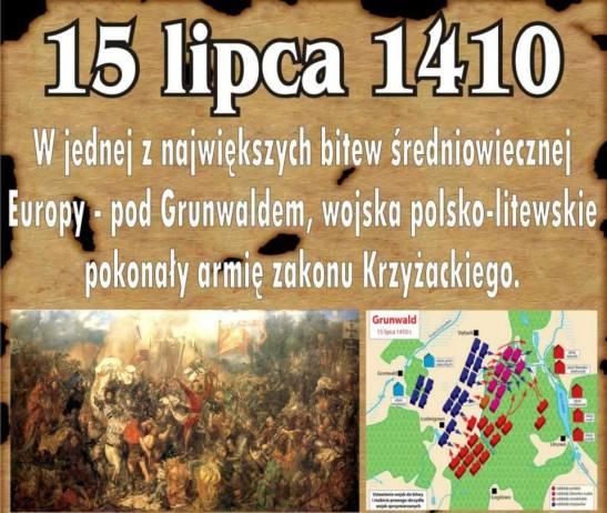 14 Lipca 1510-Grunwald