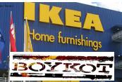BOYKOT IKEA
