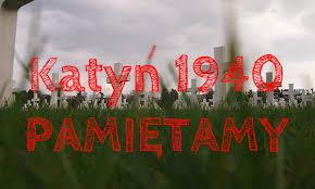 Katyn 1940 Pamietamy