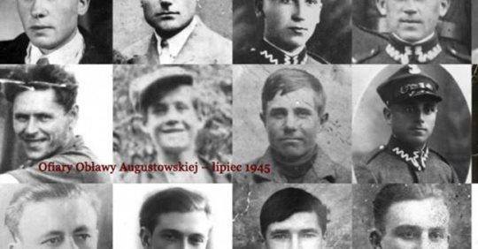 Ofiary oblawy augustowskiej
