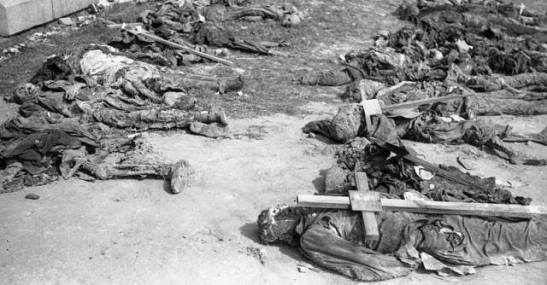 Poles killed during Warsaw Uprising
