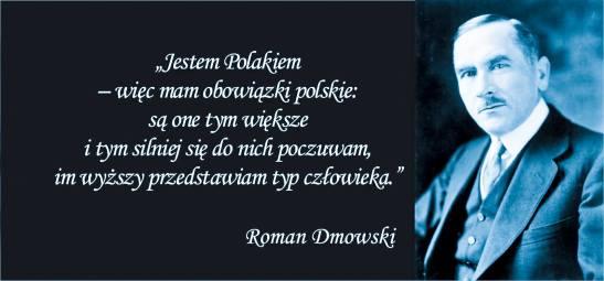Roman Dmowski - Jestem Polakiem